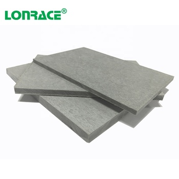 Fireproof Exterior Wall Fiber Cement Siding Board Made In