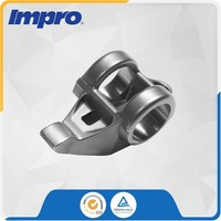 Stainless Steel Diffuser Investment Casting For Automotive Egr ...