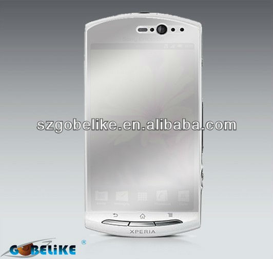 lifelike mirror screen protector for Sony Ericsson Xperia neo V