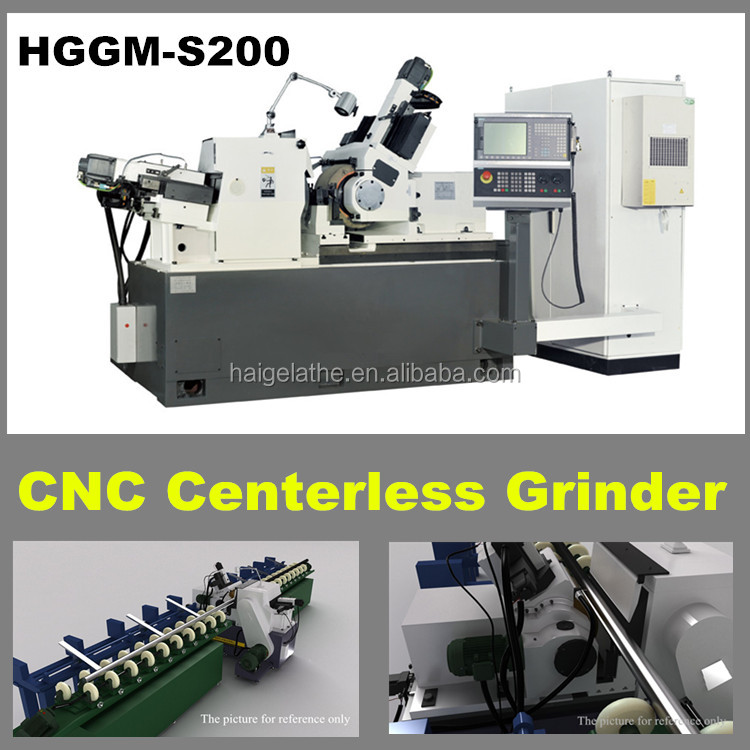 Centerless Grinder Grinding Machine