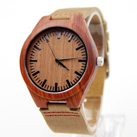 Bamboo Watches for Business Men's Fashion And Casual Gift