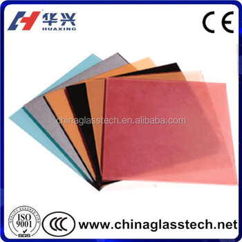 Tinted Float Glass Float Glass Type And Decorative Glass Heat