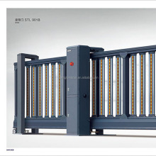 Automatic Cantilever sliding gate design