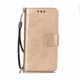 in stock dandelion embossing flip cover pouch leather case for nokia xl