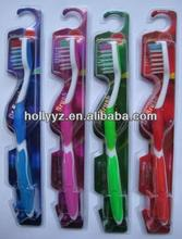 Good quality unusual design adult home use toothbrush