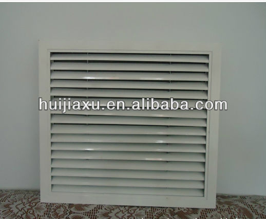 aluminum louver air vents