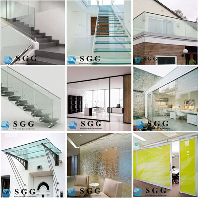 Glass railing design closed balcony tempered laminated for Closed balcony