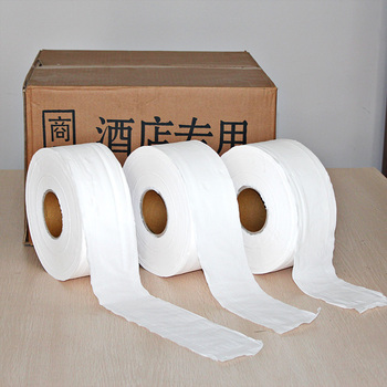 Large Toilet Paper Tissue Flashable Roll Hygienic