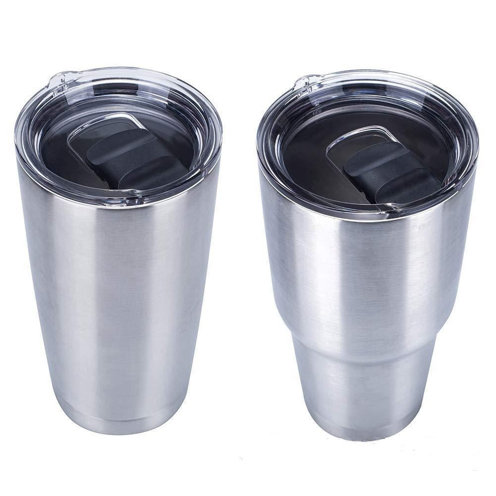 Manufacturer 30 oz stainless steel tumbler double wall insulated vacuum coffee tumbler with magnetic Lid