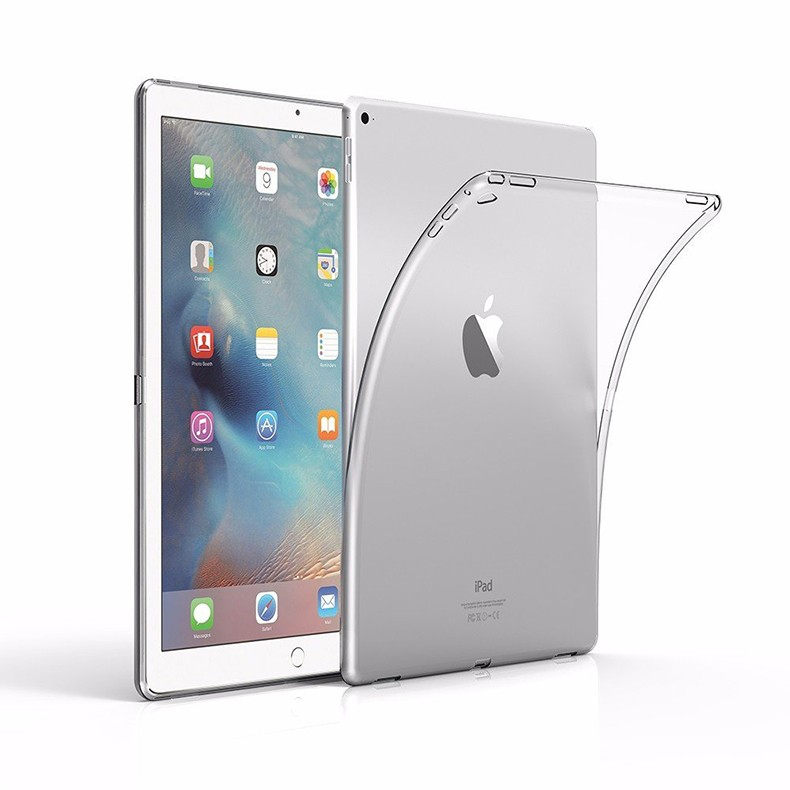 Newest Soft Protective Case Cover Perfect fit for Apple iPad Pro 9.7 Inch 2016 Clear Model