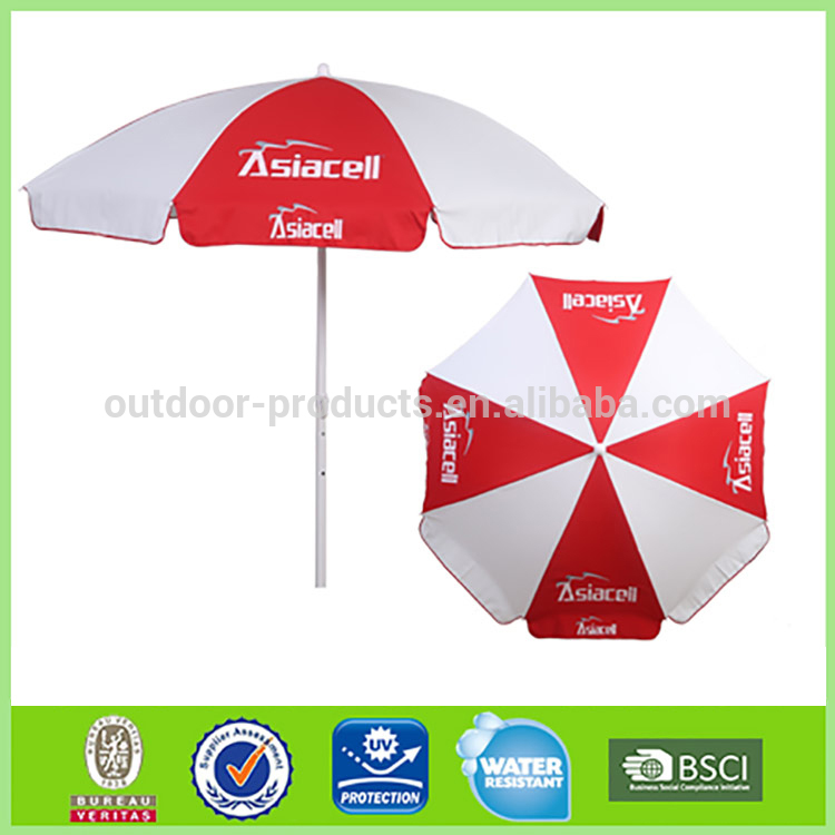 Famous Brand Classical Sunshade Polyester giant outdoor garden patio umbrella