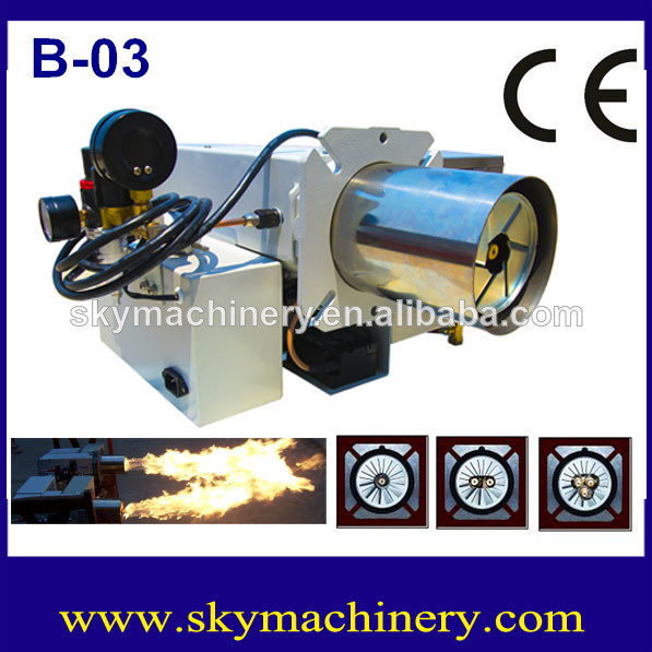 New product made in china alibaba B-03 Waste Oil Burner infra red burner catalic for powder coating oven for sale