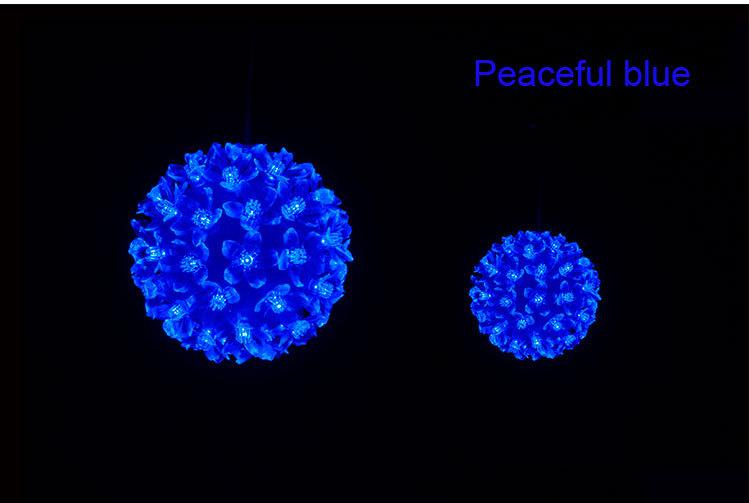 Color Changing Mood Led Light Ball China Led Lighting Large Outdoor  Christmas Balls Light