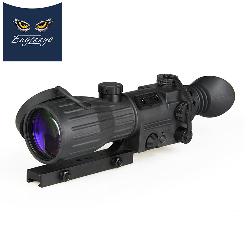 popular use hight quality military tactical 390R infrared night vision thermal scope