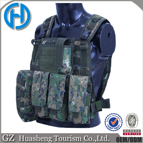 Ultimate Arms Gear Tactical Military Hunting Assault Vest