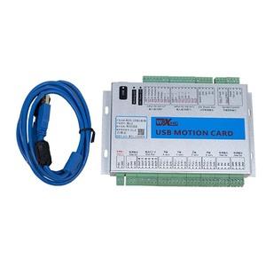2019 XHC Factory price 4 axis mach3 usb cnc controller