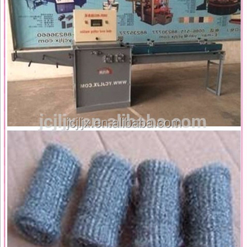 MKR -05G Steel wool roll cutting machine