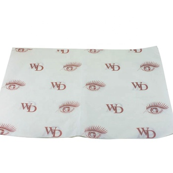 China Manufacture Custom Print Wrapping Tissue Paper For Gift