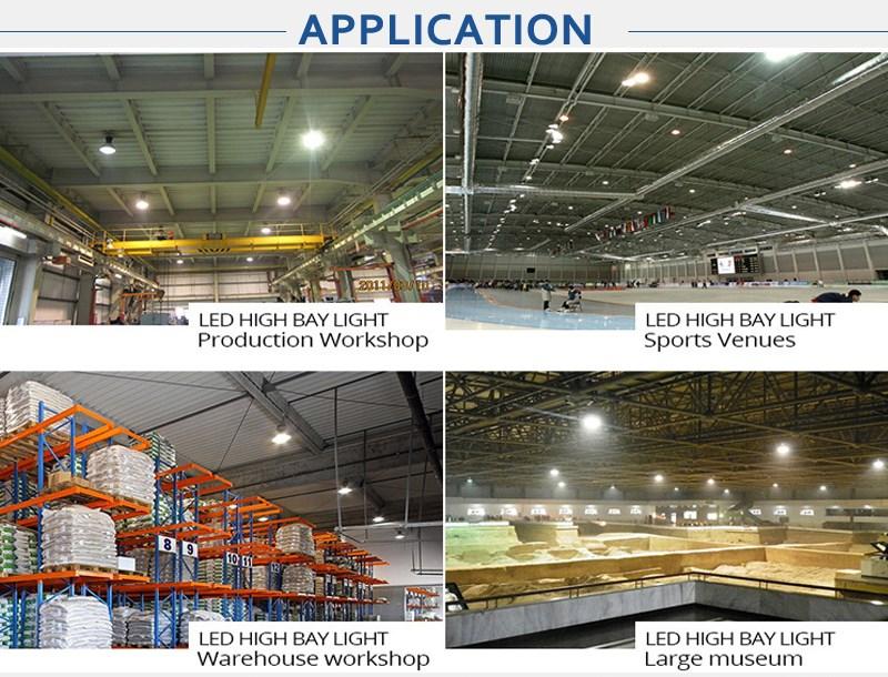 Hishine Led Chip 100w 150w 200w Led Ufo High Bay Light,Used ...