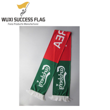 silk printing polyester scarf for Dubai UAE National Day