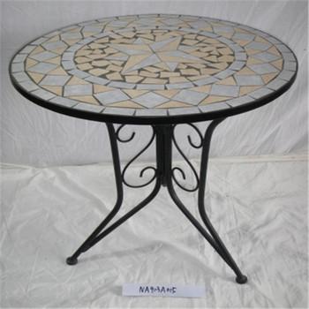 Porzellanfabrik Grosshandel Billige Mosaik Marmorplatte Metall