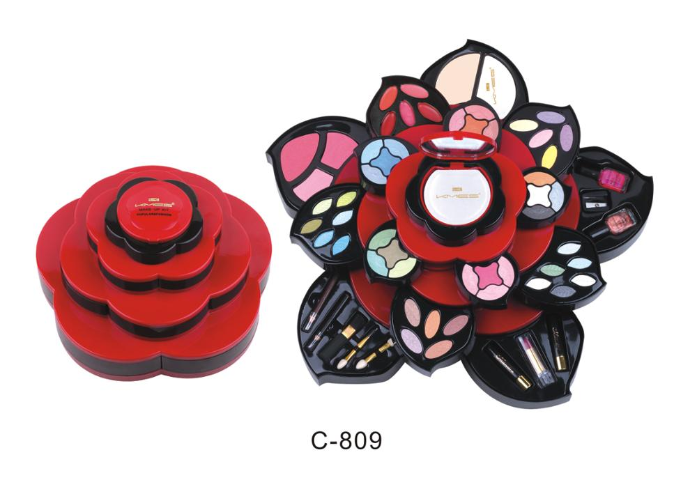 KMES Professional Big Makeup Set Kit for Women C-809