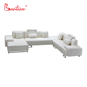 U-shape sectional sofa for home furniture Germany Design for living room furniture