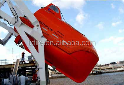 Free Fall Lifeboat Enclosed Lifeboat,Bv Dnv Abs Ccs Ec Approved ...