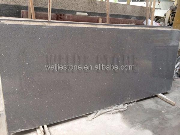 Starlight Dark Grey Quartz Stone Tile Quartz Shower Stone