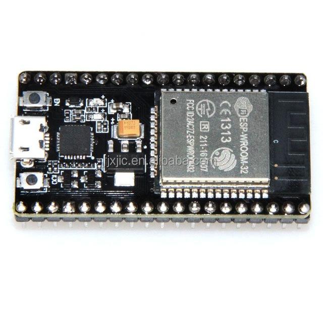 ESP32 Development Board Bluetooth WiFi Ultra-Low Power Consumption Dual Core ESP-32 ESP-32S Module Board
