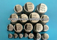 SMD 4700UF 16V ELECT FK SMD electronics parts store audio grade electrolytic capacitors