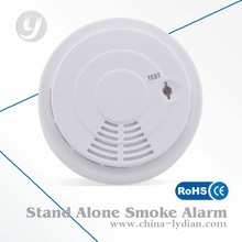 2016 hot sale approved Infrared smoke detector fire alarm/smoke alarm detector /gsm smoke detector alarm
