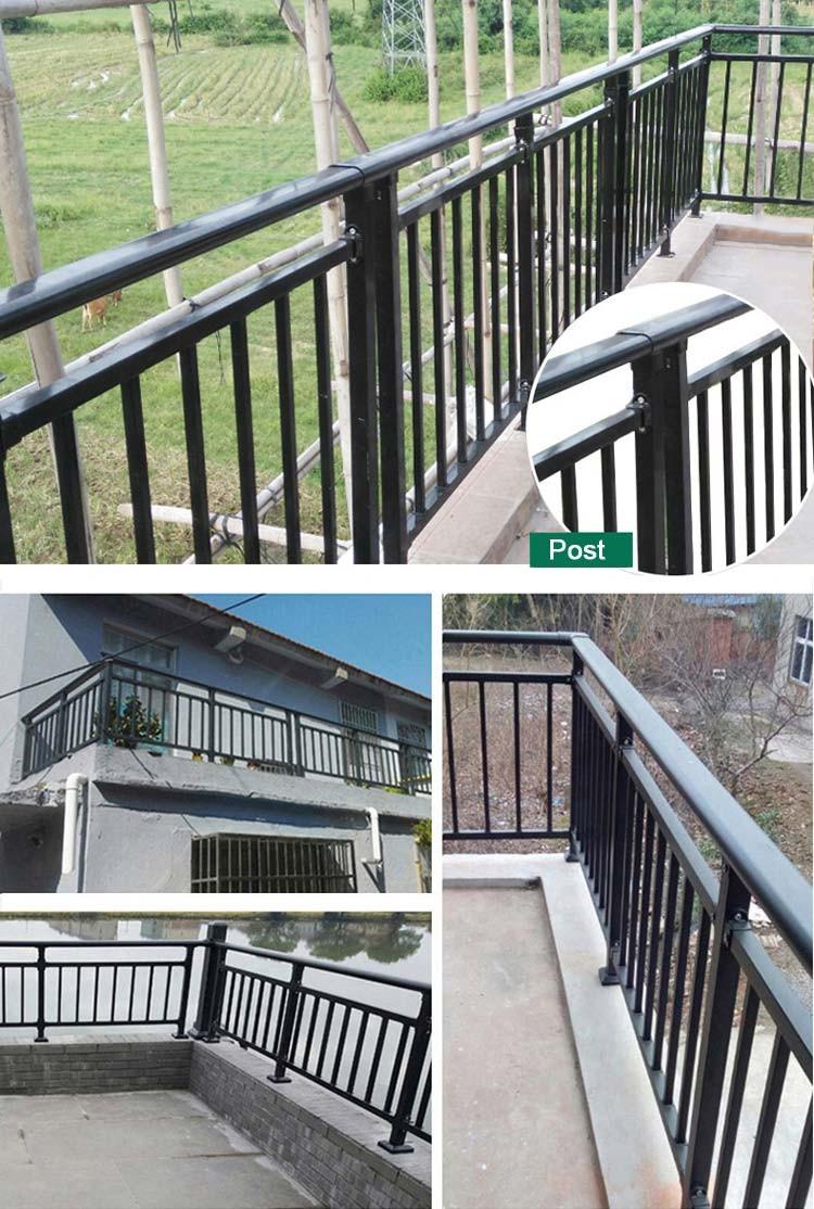 Balcony Fence Design: Terrace Railing Designs/balcony Handrail/steel Railing