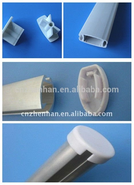 Wholesale Roller Blind Bottom Rail And End Cap For Roller