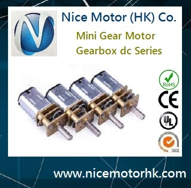 high quality mini gear motor n20 3v 51rpm OEM