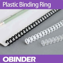 Plastic <span class=keywords><strong>Binding</strong></span> Ring