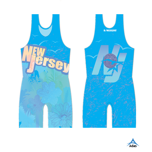 sportswear make your own design wrestling singlet China factory