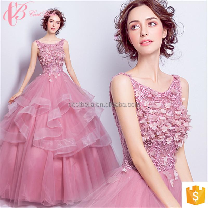 Venta al por mayor vestidos de coctel estilo princesa-Compre online ...