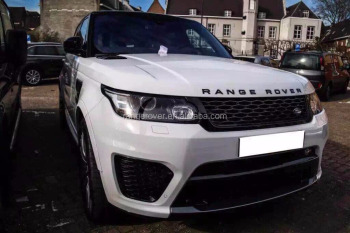 SVR body kit for range-rover sport 2013-2016