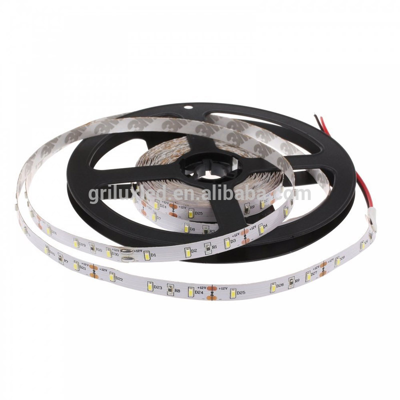 Low Voltage GLX-3014 led strip light diffuser cover ip68 led strip smd 5050 led strip CE certification