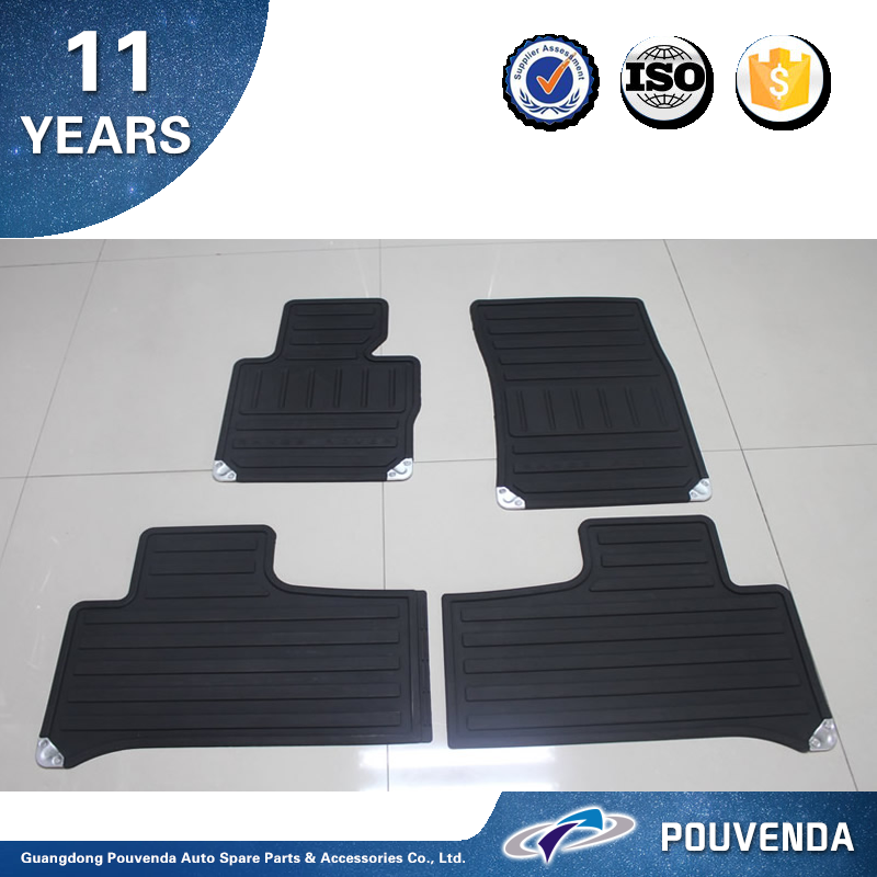 auto personalized rubber car floor mats For 2014+ range-rover sport