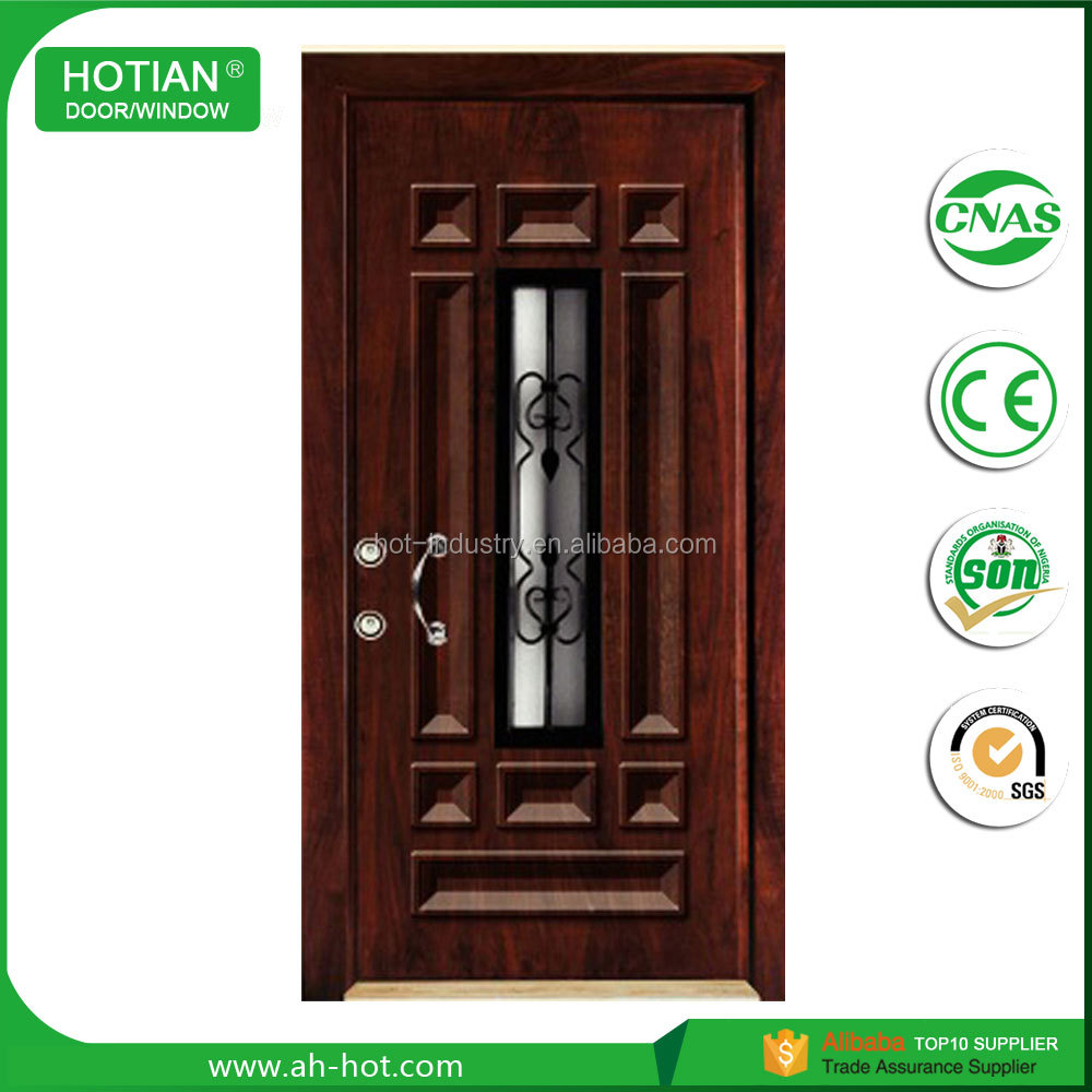 Security entrance gate glazed decorative security entrance doors - Wrought Iron Doors Wrought Iron Doors Suppliers And Manufacturers At Alibaba Com