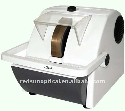 China best quality optical lens grinding machine hand edger (HM-3)