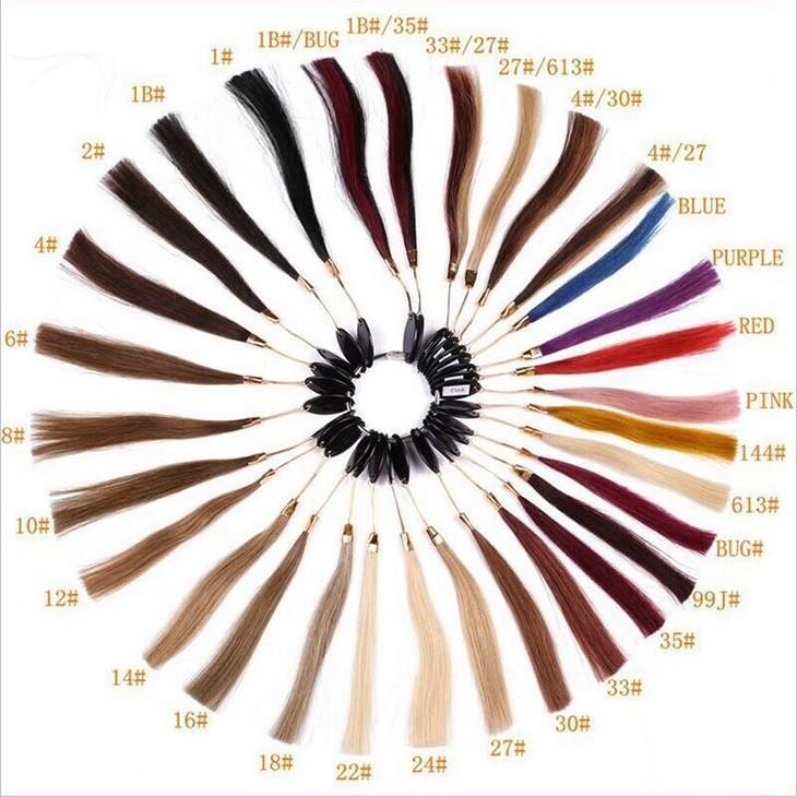Super Kwaliteit Transparant Kant Kleur blond 613 full lace pruik