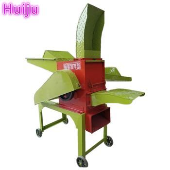 Small Electric Feed Hammer Mill_Wheat Straw Hammer Mill For Sale HJ-G002