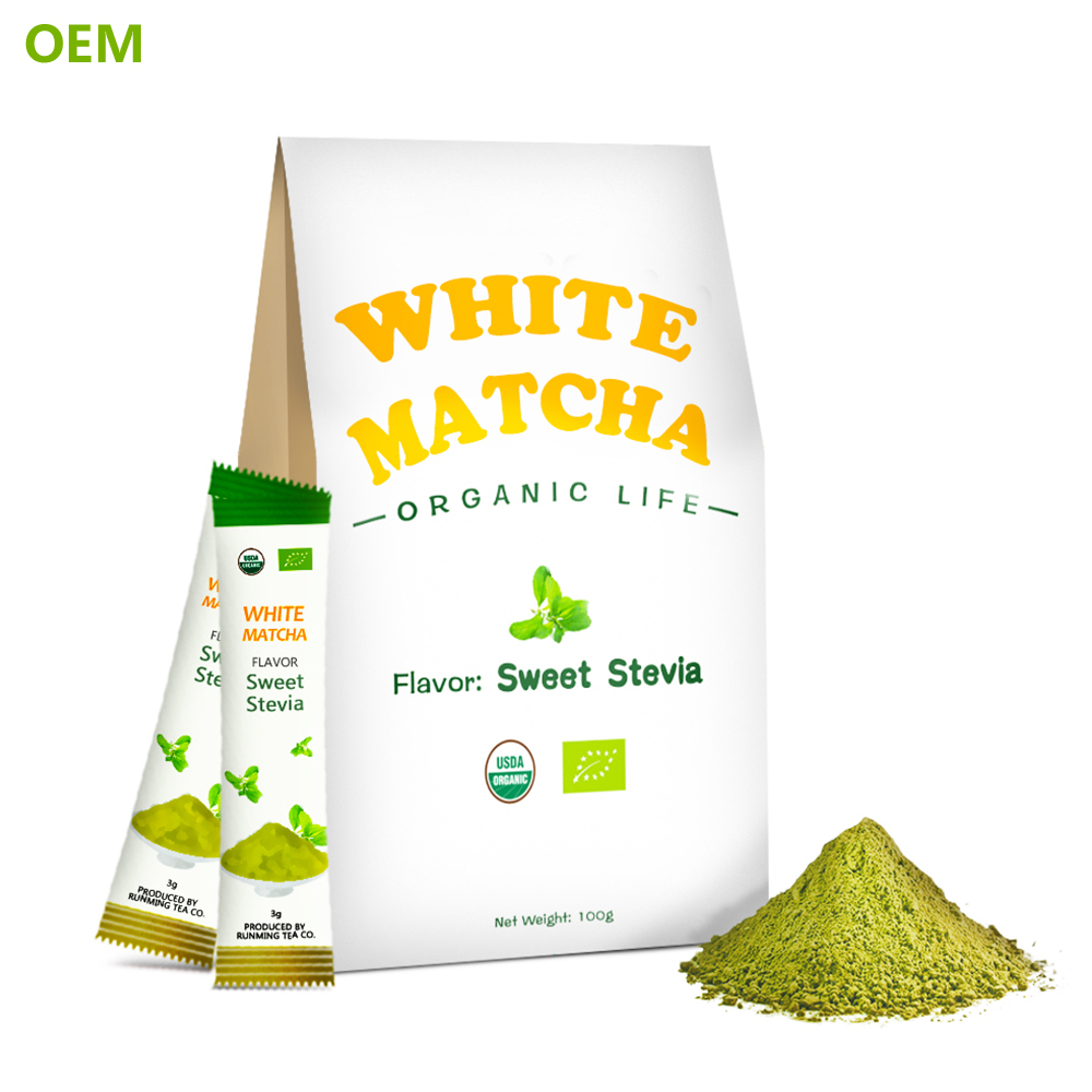 Amazon Best Sale Zero Calories Herbal White Tea Extract/Organic White Tea Powder - 4uTea | 4uTea.com