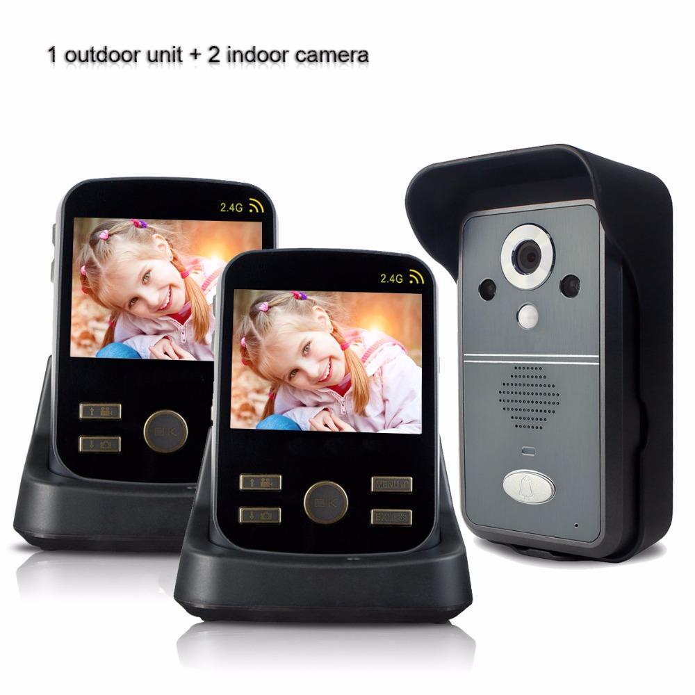 online kaufen gro handel t rklingel video wireless aus china t rklingel video wireless. Black Bedroom Furniture Sets. Home Design Ideas