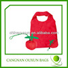 hottest nylon fruit and vegetables folding shopping bag