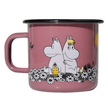 Groothandel Hot Cartoon product kind Emaille Mok Koffie Custom logo emaille mok/cup