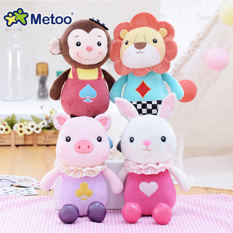 Metoo Cute Animal Doll High-end Plush Toy Mt110396 - Buy Plush Toys,Baby  Toy,Metoo Product on Alibaba com